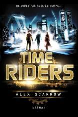time riders alex scarrow