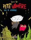 petit vampire va à l'école Joann Sfar