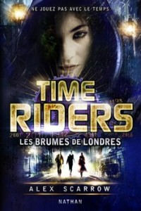 les brumes de londres time riders tome 6