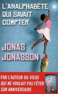 analphabète qui savait compter Jonas jonasson