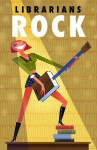 librarian rocks !