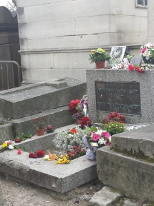 La tombe de Jim Morrison-The doors