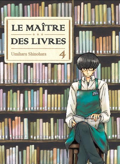 le maître des livres tome 4